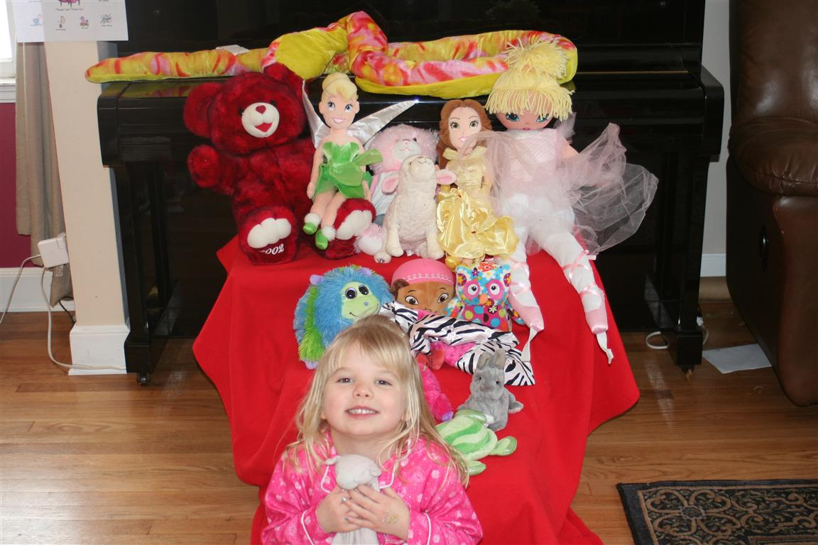 Doll Display (Hina Dan)